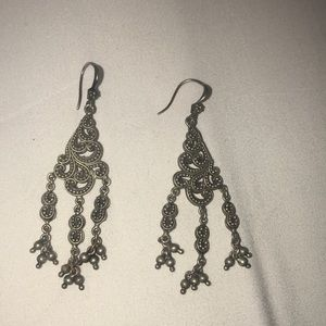 Lois Hill chandelier drop earrings